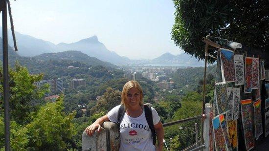 Favela Adventures : Vista Panoramica