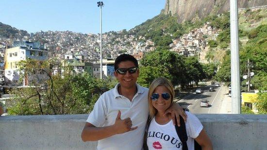Favela Adventures : Vista Bella Rocinha