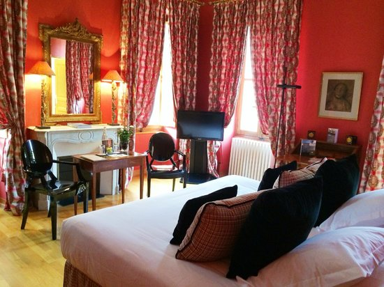 Le Chateau des Alpilles : Our Bedroom