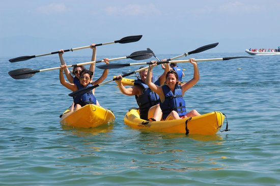 Vallarta Adventures - Las Caletas Beach Hideaway : fun for everyone!