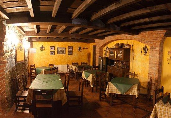 Hotel Rural Casa Cueto: Comedor