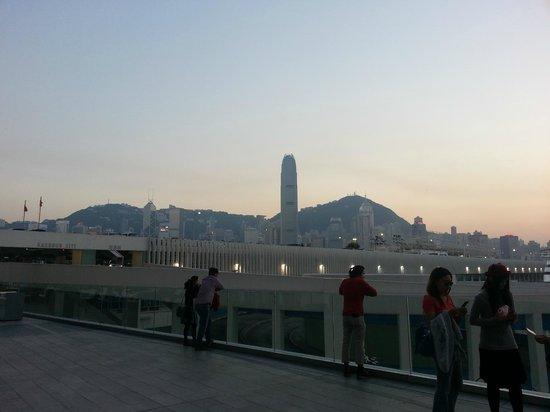 Island Shangri-La Hong Kong: View of Hong Kong Island