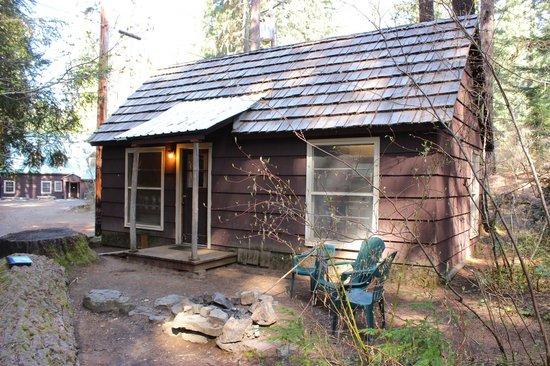 Union Creek Resort: Cabin #21