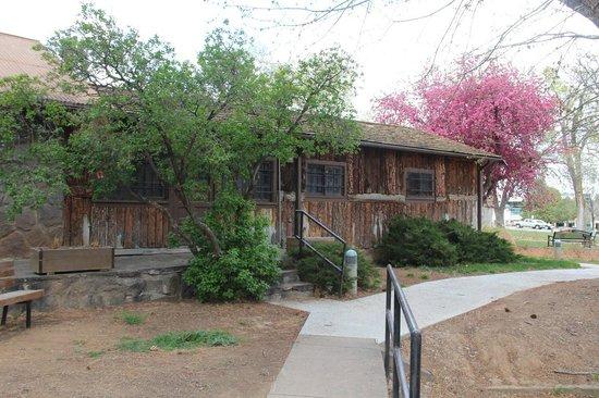 Los Alamos Historical Museum: Museum