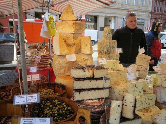 Hotel Wellenberg: сыр