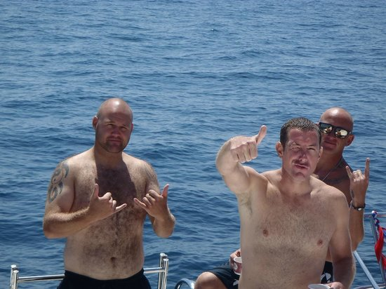 Andaman Coral Divers: Relly great day on our Little Nemo