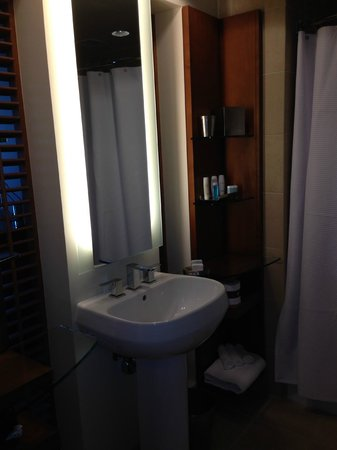 Omni San Diego Hotel : Vanity area