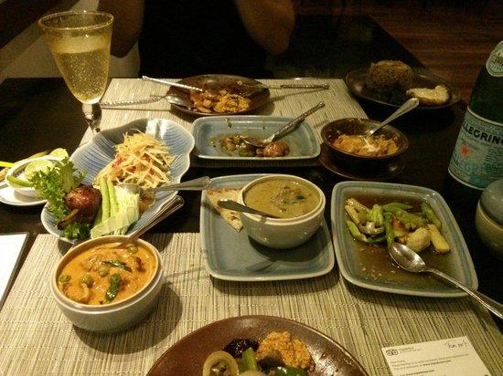 Thai on 4: sehr schmackhaft!!!