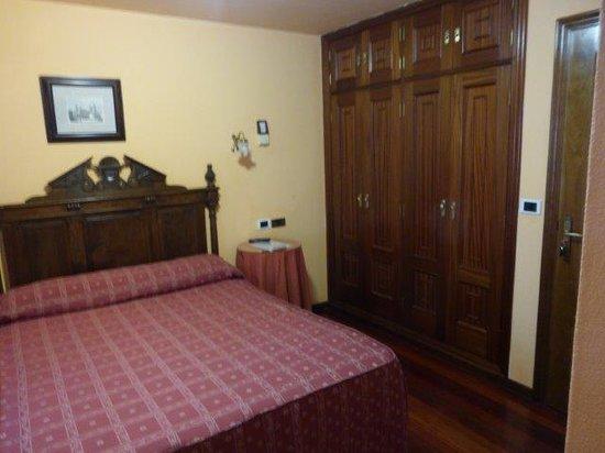Pazo Xan Xordo : Our room