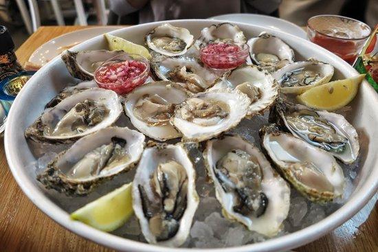 Picture of the seafood bar amsterdam tripadvisor for Seafood bar van baerlestraat amsterdam