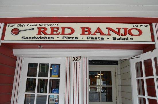 Red Banjo Pizza Parlour: Red Banjo