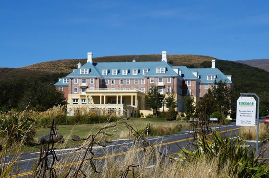 Chateau Tongariro Hotel: Chateau