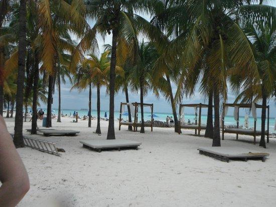 Playa Norte: A postcard perfect beach