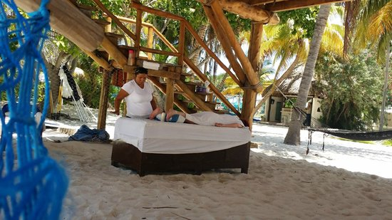 Playa Norte: And make sure you get a massage with Lina - she's wonderful!!  14 years experience!!