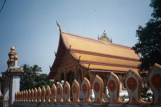 Old Quarter Luang Prabang : Wat Nong Sikhounmuang