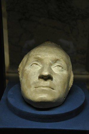 The Morgan Library & Museum : Washington's face