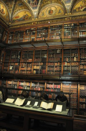 The Morgan Library & Museum: Library