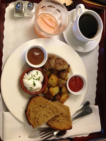 Inn at the 5th : Farmer's Market Breakfast for $12
