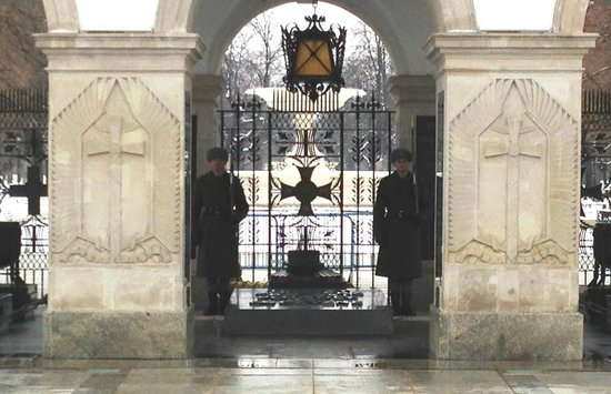 Tomb of the Unknown Soldier (Grob Nieznanego Zolnierza): Tomb of the Unknown Soldier