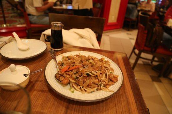 Noodle Asia : Tofu rice noodle