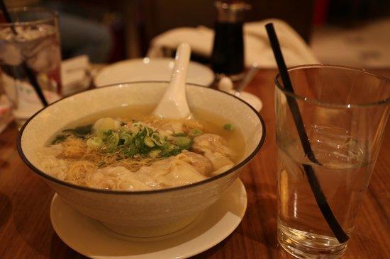 Noodle Asia : Wonton noodle