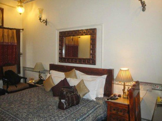 Umaid Mahal: Bedroom