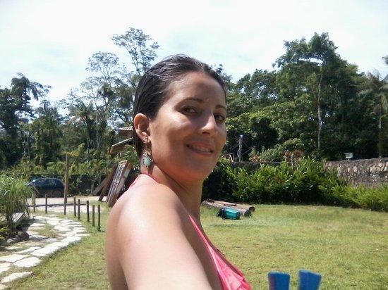 Pousada Piavu: depois de uma piscina!!