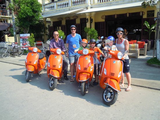 Scooter Tours Vietnam Hoi An 2018 All You Need To Know