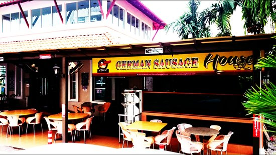 German Sausage House