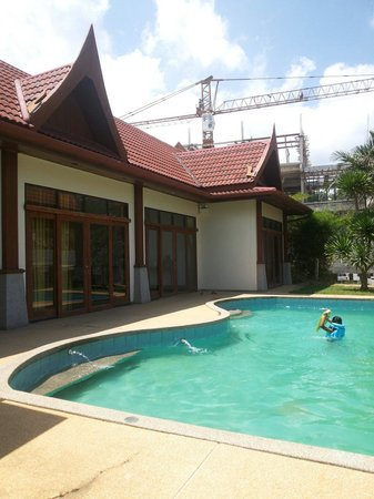 Club Bamboo Boutique Resort and Spa: ฟินสุดๆ