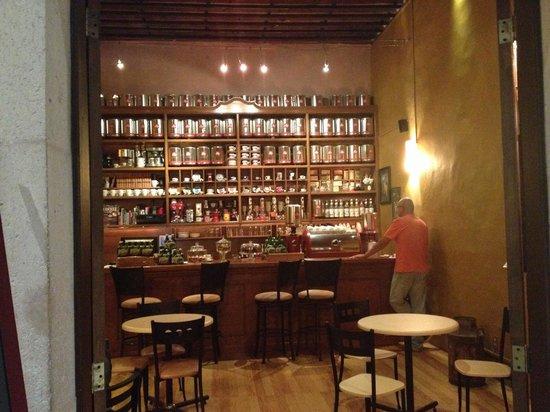 Sette-caffe Espresso bar: Coffee bar
