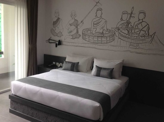 TEAV Boutique Hotel: my room
