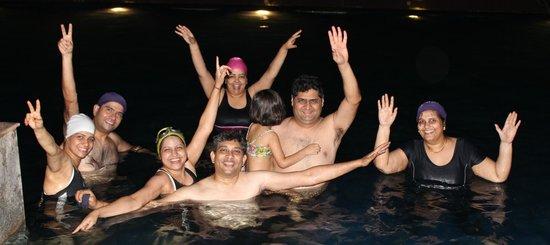 Hyatt Place Hampi: Fun @ pool
