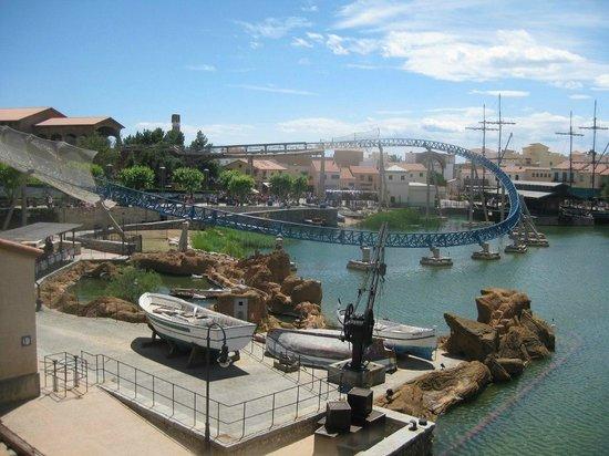 PortAventura Park: Горки