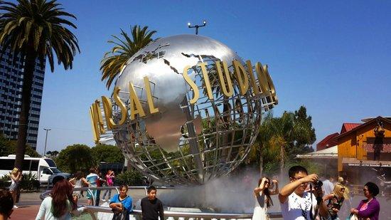 Universal Studios Hollywood: Globo