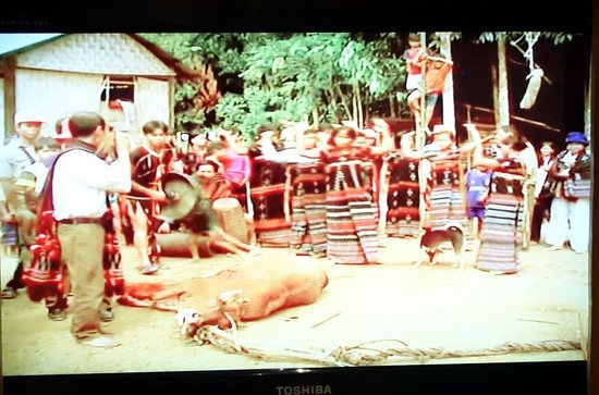 Traditional Arts and Ethnology Centre : From a video of a wedding, I think