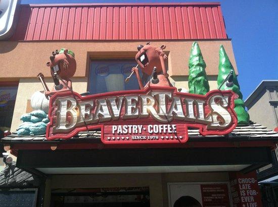 BeaverTails Niagara Falls: So delicious!!!