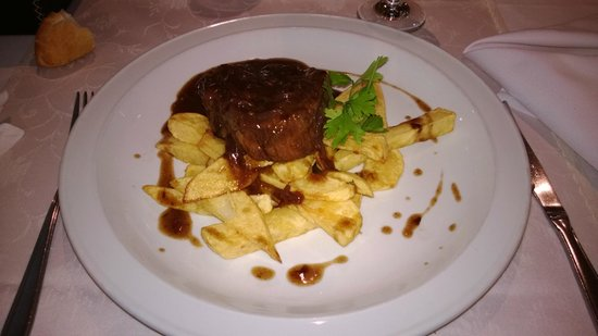 Hotel Solans Riviera: menu del dia, excelente