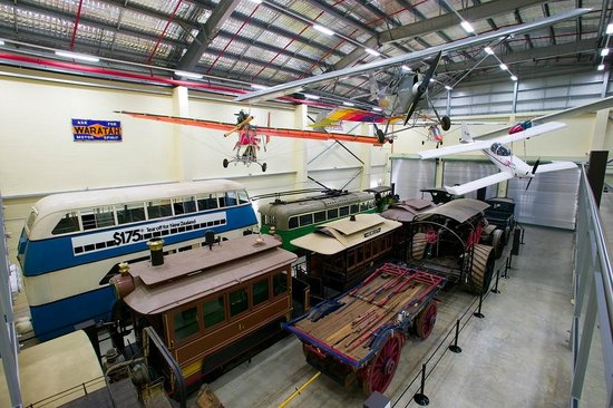 The Powerhouse Discovery Centre