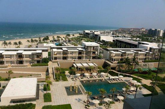 Hyatt Regency Danang Resort & Spa: Another view from our room