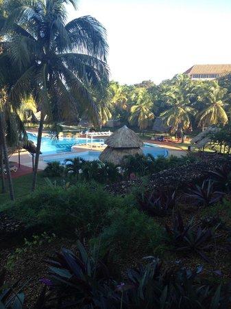 Hotel Tuxpan Varadero: pool view