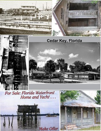 Cedar Key Historical Society Museum : Old Pics