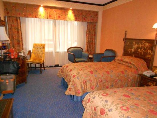 Hotel Lisboa Macau: Lisboa Hotel Room