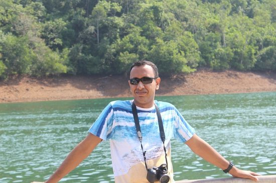 Neyyar Dam: During the boating...