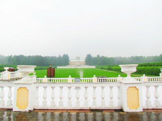 Arkhangelskoye Estate and Museum : Парк усадьбы Архангельское