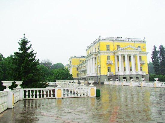 Arkhangelskoye Estate and Museum : Усадьба Архангельское