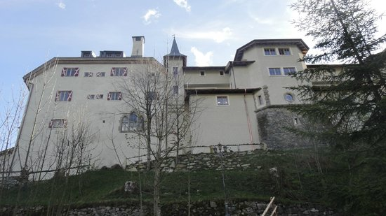 Schloss Mittersill: Aussenansicht