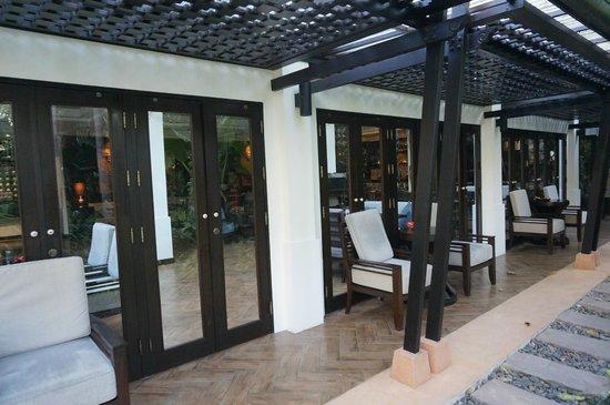 Anantara Bophut Koh Samui Resort : Restaurant