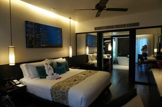 Anantara Bophut Koh Samui Resort : junior suite