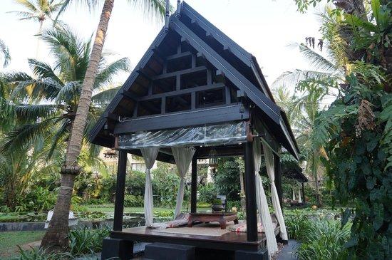 Anantara Bophut Koh Samui Resort : hotel & ground